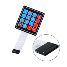 Buy 3PCS/LOT 4*4 Matrix Array/Matrix Keyboard 16 Key Membrane Switch Keypad arduino 4X4 Matrix Keyboard for $3.41 in AliExpress store