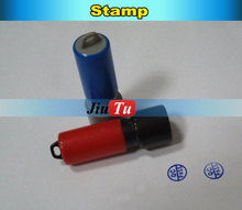 Automatic Oil Customized Small Inspection Chapter Stamp Seal with Your Own Name Logo ,To Make Your Own Refurbishing LCD Screen(China)