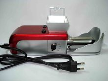 FEDEX/DHL Free shipping electric cigarette rolling machine 100-240V EU/US adapter on your option