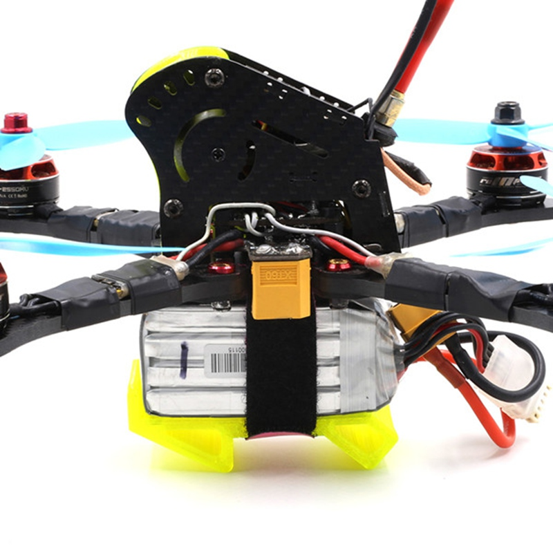 High Quality 18g Geprc 30 Degree Landing Gear 3D Printing TPU Support Handing Battery for Racing Drone
