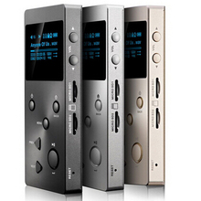 XDUOO X3 HiFi MP3 Lossless Music Player Professional with HD OLED Screen Support Two TF Card FLAC/ALAC/WAV/WMA/OGG/MP3