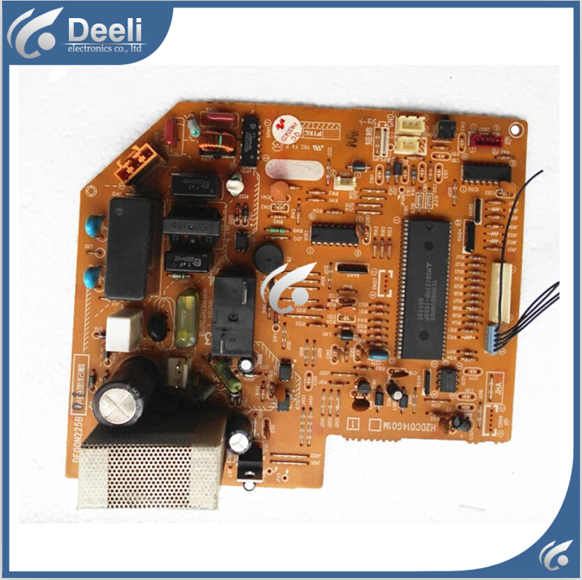 95% new good working for Mitsubishi air conditioning Computer board H2DC014G01M SE76A754G01 DE00N225B control board<br><br>Aliexpress