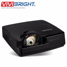 Original ViviBright PRX570ST Short Focus LCD Projector Multimedia Business Conference Projector 3500 ANSI Lumens XGA 1024*768(China)