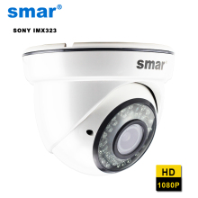 SONY IMX322 1080P IP Camera 4X Zoom 2.8-12mm Manual Varifocal Lens HD 2.0MP Vandalproof CCTV Dome Camera 36 IR Leds ONVIF P2P(China)