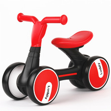 Infant Shining Children Bike Scooter 4 Wheels Car Toy Baby Walker 1-3Y No Foot Twist Ride on Toys Gift(China)