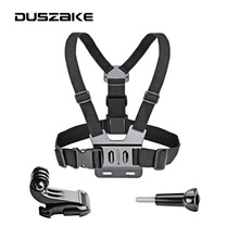 Chest Strap mount for Gopro hero 5 4 Xiaomi yi 4K Action camera Chest Mount Harness for Go Pro SJCAM SJ4000 sport camera 10