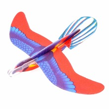 Bird Glider Assorted Flying Gliders Foam Plane Aeroplane Kids Children DIY Toys