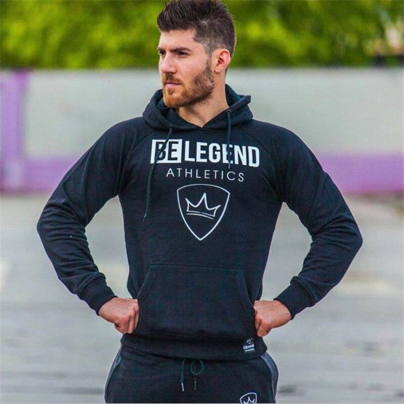 hoodies Sweatshirt Men sport suit-12