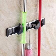 New Cleaning Tool Holder Hanger Mordern Broom Holders Bathroom Accessories