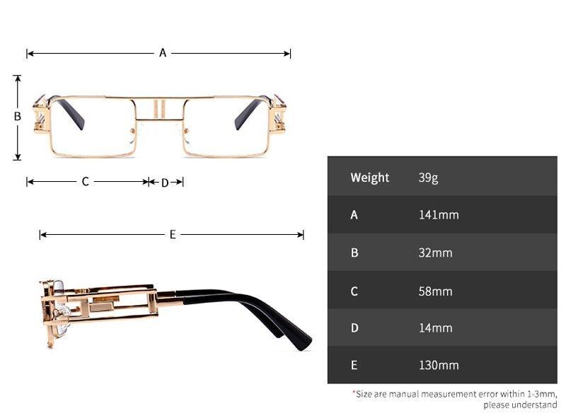 gothic steampunk glasses 900090 details (1)