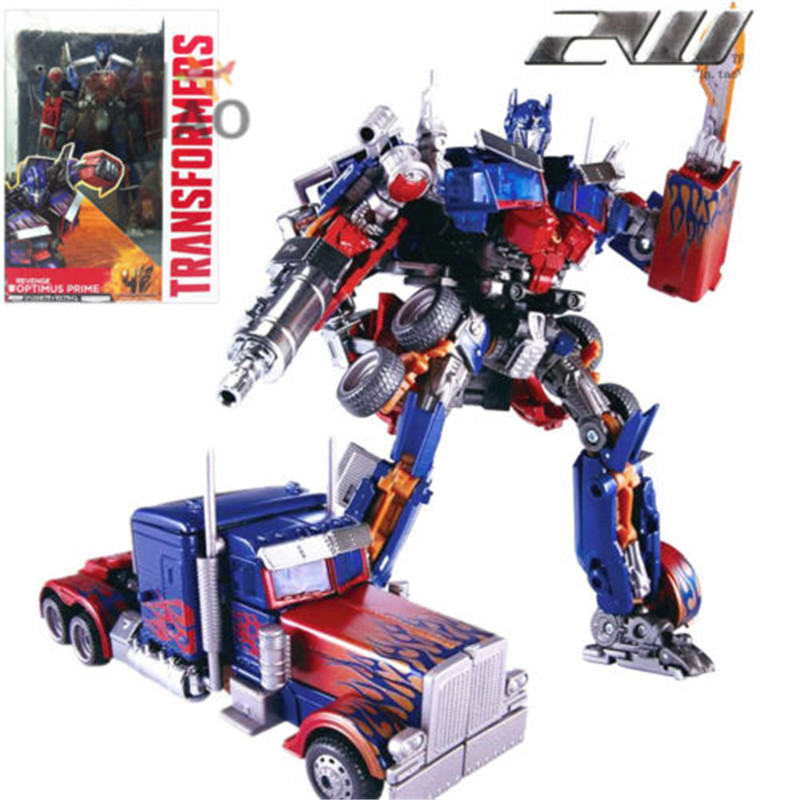 Transformations 4 AD12 Voyager Revenge Optimus Prime Toy Action Figure Doll New<br><br>Aliexpress