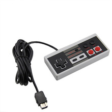 100pcs a lot For NES Classic Mini Edition Turbo Wired 2.7m Retro Gaming Controller Gamepad  For Nintendo For Wii Game Pad