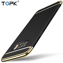 Buy Samsung Galaxy S8 Case, Topk Premium Plating Anti-Knock Plastic Phone Protective Case Samsung Galaxy S8 Plus for $4.99 in AliExpress store