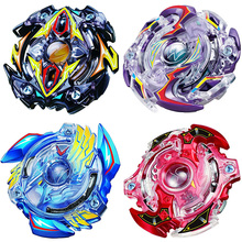 Metal Toupie Fusion Arena Top Beyblade burst 4D Master wit Launcher For Children Boy Christmas finger spiner Fidget spinner Toy(China)