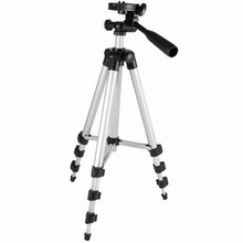 Professional Universal Flexible Telescopic 4 Sections Aluminum Legs Tripod for DSLR SLR Digital Camera Camcorder tripode stand