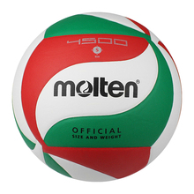 Molten V5M 4500 Volleyball Ball Volei Official Size 5 Soft Touch PU Leather Volleyball Ballon Volleyball Training Volley Ball