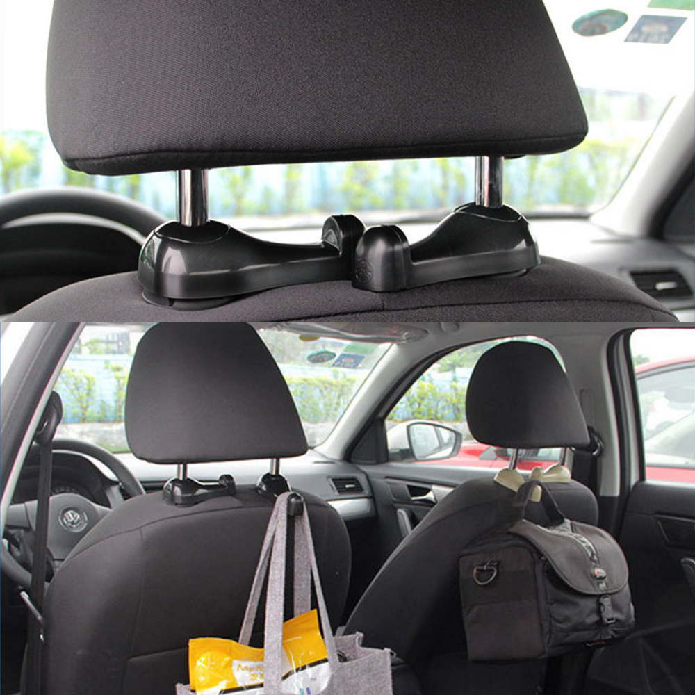 Useful Multi Function Car Hook Hanger with Safety Hammer