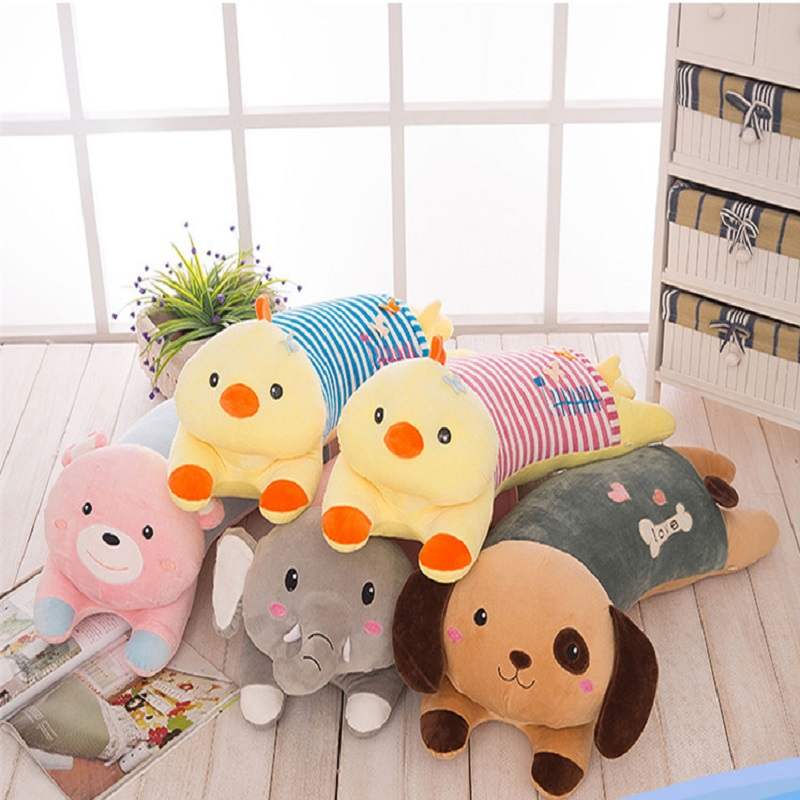 Cute Cartoon Dolls Kids Lovely Stuffed Plush Animals Sleep Plush Toy Bedroom Pillow 55cm<br><br>Aliexpress
