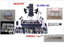 DHL Free shipping Offical Agent ACHI IR PRO SC V4 Welding BGA Rework Station with 5 in 1 reballing kit(China)