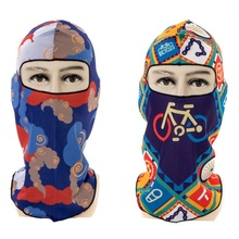 Outdoor Multifunctional Magic Mask New Variety Scarf Hood Sports Wind Warm Riding Mask(China)
