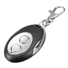 Universal  433mhz Garage Door Remote Control Presentation  Car Gate Cloning Rolling Code Remote Duplicator Opener Key Fob 2-cha