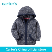 Carter's 1pcs baby children kids Zip-Front Cardigan 127G472,sold by Carter's China official store(China)