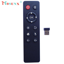 2.4GHZ Wireless Optical Air Mouse Hot Keyboard Remote Control  For PC TV Android TV Box Rato 17July12