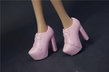 wholesale New arrive multiple style beautiful Original shoes for barbie doll shoes 1/6(China)
