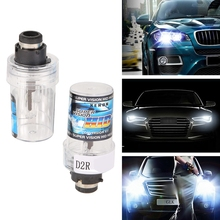 2Pcs Automotive D2R HID Xenon Bulb Car-styling Replacement Lamp 4300K/5000K/6000K/8000K White Light for Automobiles Motorcycle(China)