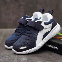 Brand Children's Shoes New Boys Autumn Winter Casual Shoes Children Sneakers Baby Shoes Super Light Sport Kids Sneakers