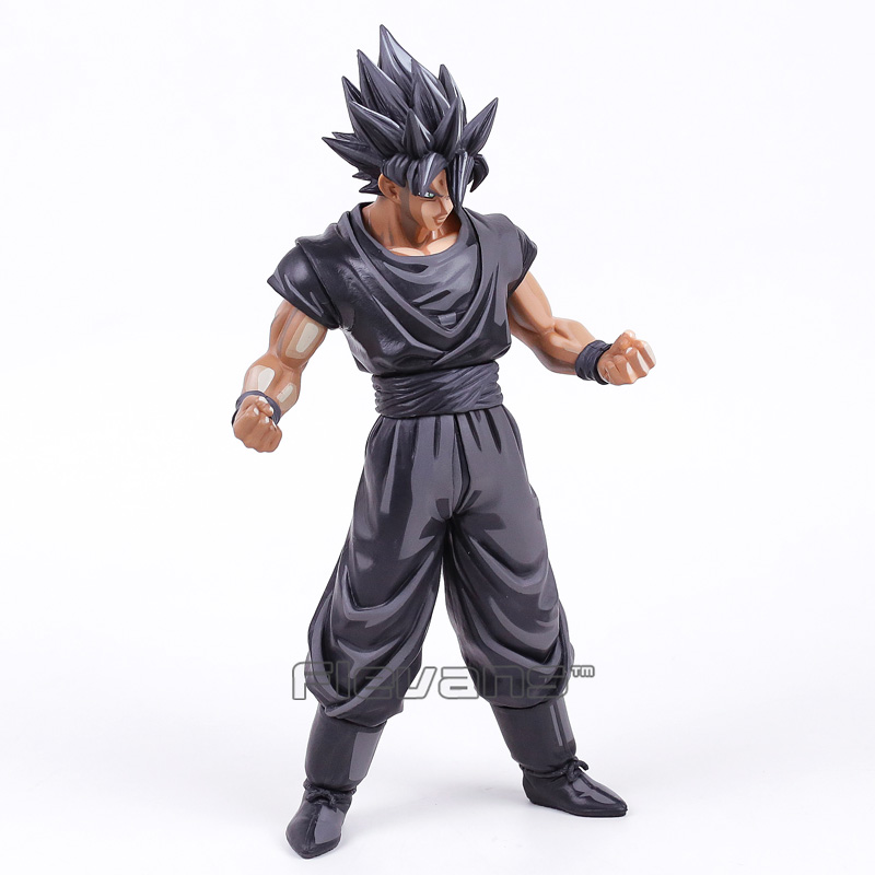 Dragon Ball Z MSP Master Stars Piece The Son Goku Chocolate Manga Ver. PVC Figure Collectible Model Toy 27cm<br>