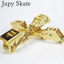 Japy Skate Original Rocking SEBA Frames SEBA KSJ IGOR Frames Inline Skates Rockered Base Rockering Basin Roller Skating Patins(China)
