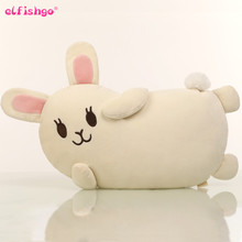 2017 Creative Brown Bear/Bunny/Cat/Chicken Plush Toy Stuffed Home Decoration Pillow Cushions 44cm/70cm