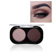10 Color Makeup Waterproof Long Duration Eyeshadow Matte Shimmer Earth Color Eye Shadow Palette Cosmetic Make Up Nude Palttte