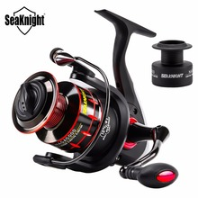 SeaKnight NAGA 5.2:1/4.7:1 Spinning Reel 2000/3000/4000/5000 11BB Spinning Fishing Reel & Free Spare Spool Carp Fishing Tackle(China)
