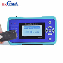 HKCYSEA Latest KD900 Remote Maker the Best Tool for Remote Control Frequency Tester,Auto Key Programmer