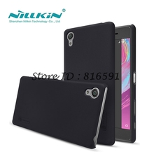 Case for Sony Xperia X Performance 5.0 inch Nillkin Frosted Shield Cover Sony Xperia X Performance Case with Screen Protector