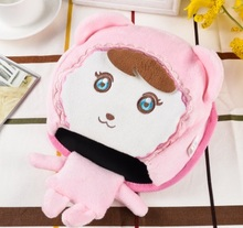 HOT winter wram Toy Cute USB Heating Winter Hand Warmer Golves Plush Mouse Pad Toys Hand Keep Warm for Kid Girl Gifts