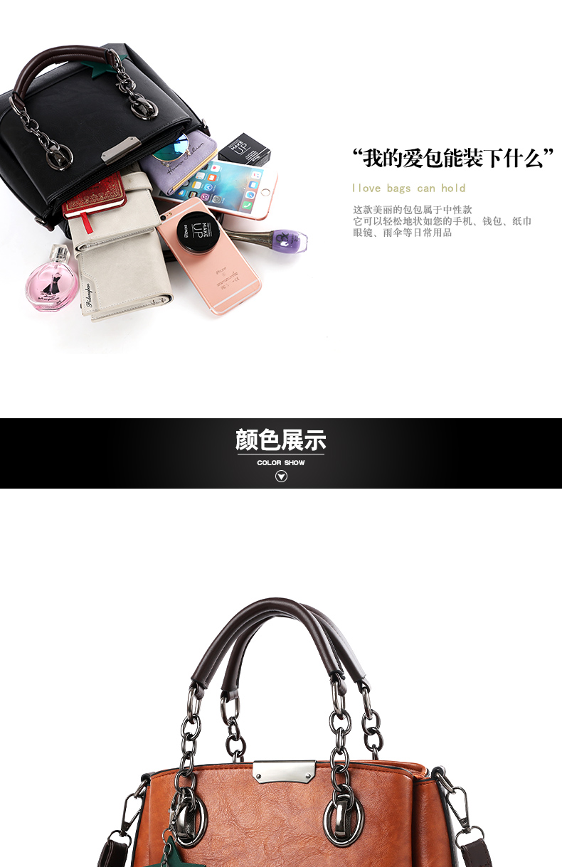 Free Shipping New Fashion Brand women's handbag ladies shoulder bag female totes large capacity famous design hot sale