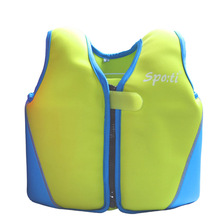 Child Life Vest Buoyancy Vest kayak Drifting Life Jacket for Fishing Water Sport Jacket Oxford Vest Water-skiing Swimming Buoy(China)