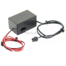 12v Inverter for 10 - 15 meter long el wires+ Free Shipping