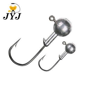 Купи 1 г 2 г 3 г 4 г 5 г 10 г 20 г 22 г 25 г 28 г crank Jig head крючок рыболовный крючок свинцовая головка приманка жесткий приманка мягкий червь jig крючок для рыба... на алиэкспресс со скидкой