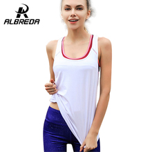 Summer Professional sports  vest loose running fitness female Yoga thin dry best choice breathable blouse Camisole movement