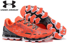 Hot Sale 2017 Summer New Arrivals UNDER ARMOUR UA Scorpio Light Running Shoes,Men's Breathable Outdoor Sports Shoes Sneakers