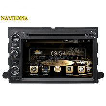 7inch Octa Core 2G Android 6.0 Car Video for Ford Focus 2004-2006 for Ford Edge 2007-2009 for Ford Expedition Radio Car DVD