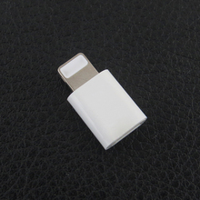 New Micro USB Cable to 8 Pin Adapter For Apple iPhone 5 5S SE 6 6S ipad Converter Charger 8pin Female Adapter For Android iPhone