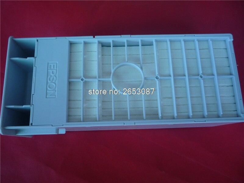original new Maintenance ink box for Epson 7800 7880 7880C 9450 7450 9880C 9880 4880 DX5 waste ink tank Maintenance ink tank<br>
