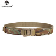 EMERSON Hard 1.5 Inch Shooter Belt Military Army Belt Waist Support Tactical Airsoft Hunting Belt Multicam Outdoor Equipment(China)