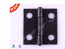 Hardware supplies Hinges Furniture Accessories Jewelry Boxes Hinge Furniture Fittings black hinges(China)