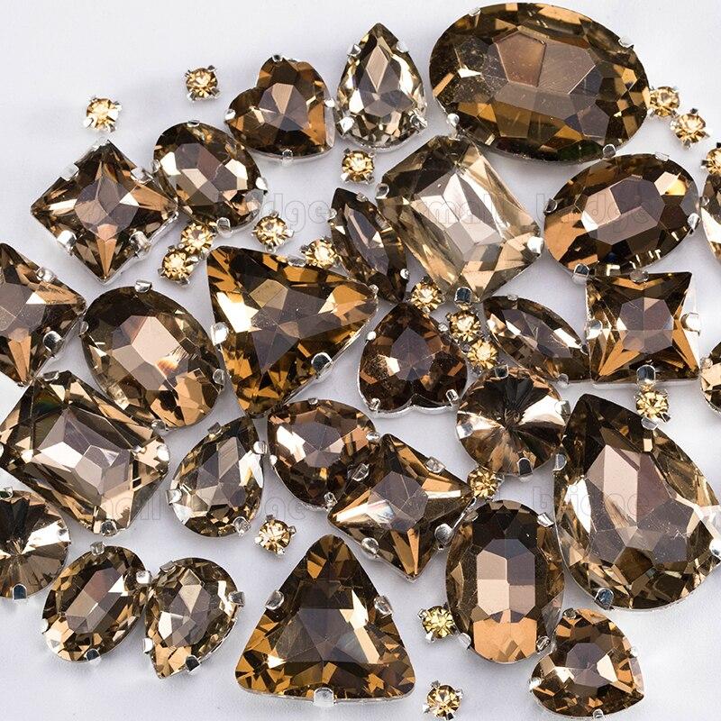 Crystal Sew On Rhinestone (2)